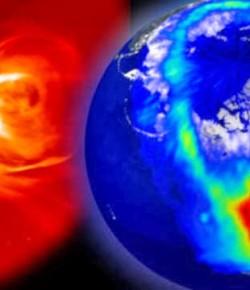 Señales del cielo: Un sol somnoliento y perezoso parece alertar a los científicos