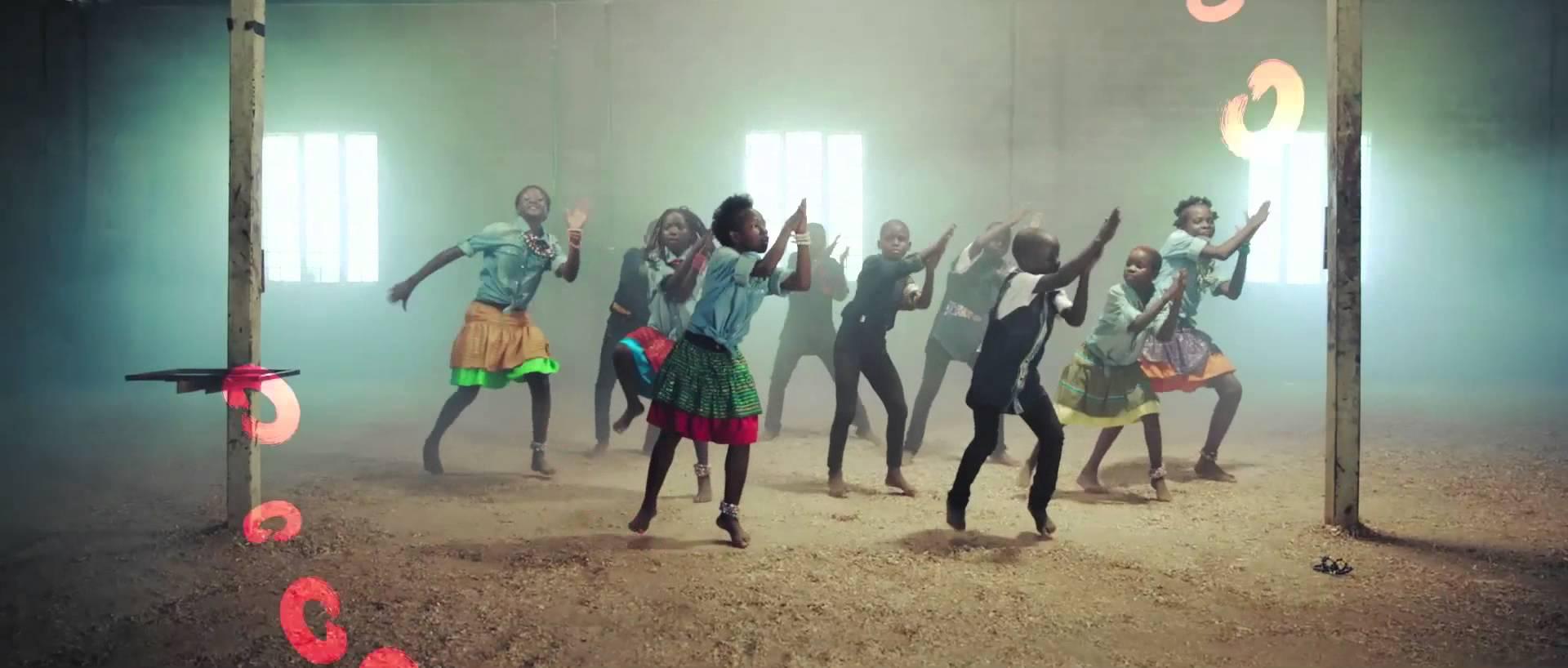 watoto dance
