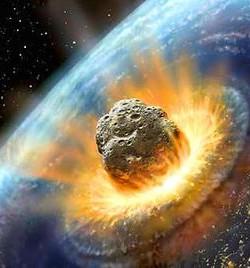 ¿Qué pasaría si un Asteroide impactara sobre la Tierra?