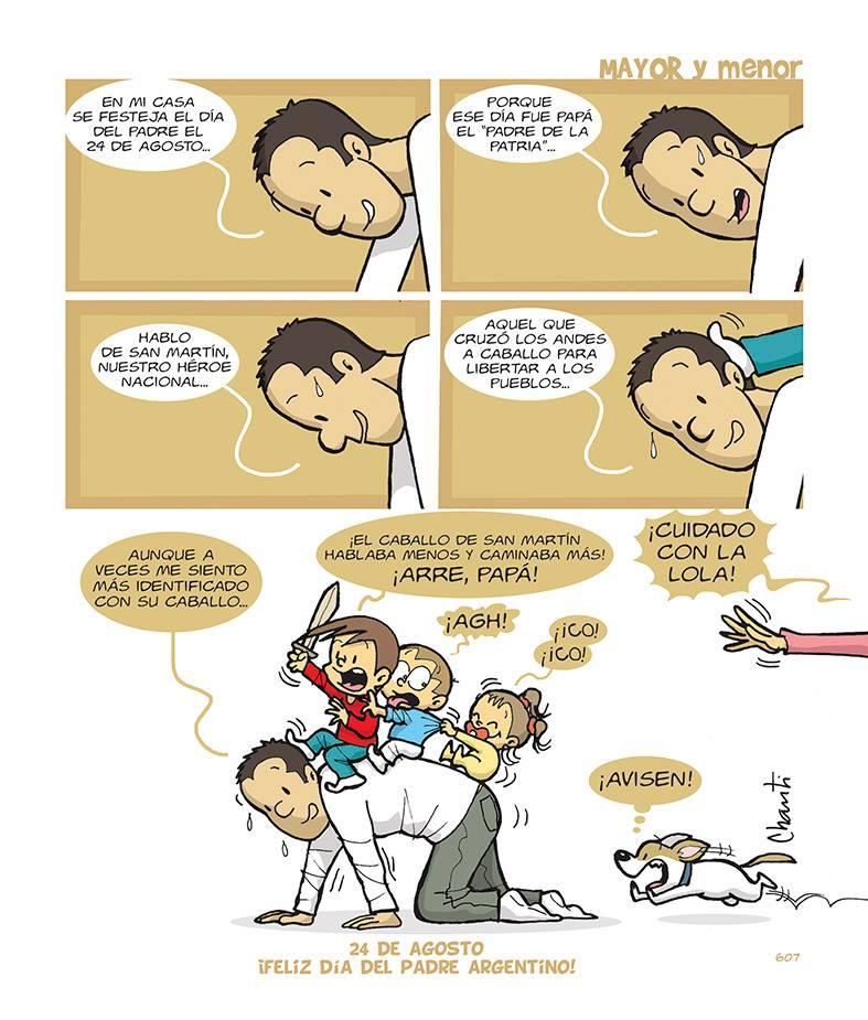 dia del padre argentino