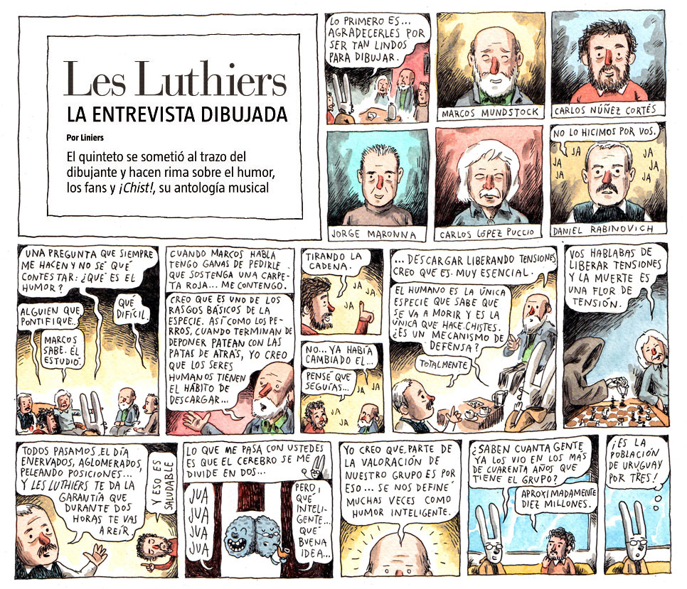 liniers1-Les luthiers