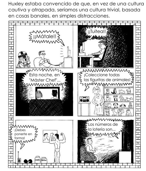 Huxley-cultura trivial