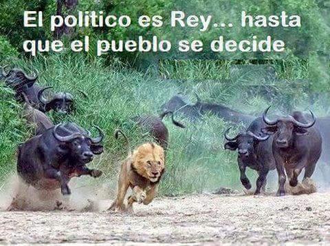 político-rey-pueblo