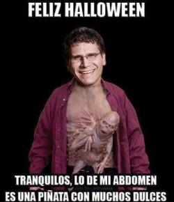 JAR (Jesús Adrián Romero) asegura que está bien celebrar Halloween