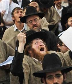 Rabinos se juntan para pedir a Dios que acelera la venida del Mesías