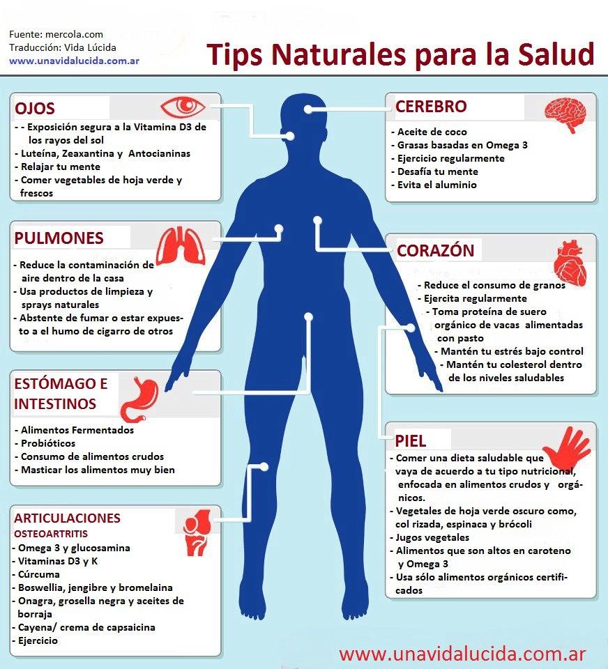 tips para salud