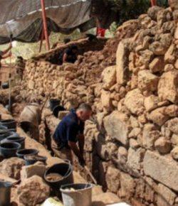 Arqueólogos descubren lugar bíblico y famoso donde apareció Cristo Resucitado