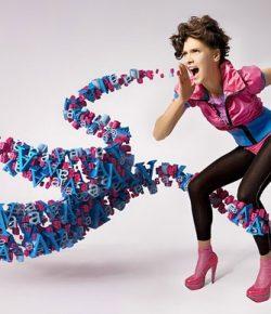 La Ciencia lo sostiene: ¡Elige tus palabras porque cambian tu energía!