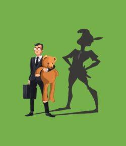 Síndrome de Peter Pan.