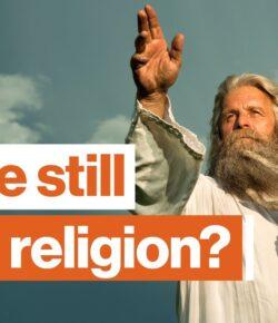 Biólogo aconseja acabar con la Religión y sus Adeptos por el Bien de la Humanidad