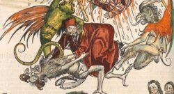 Simón el Mago, el padre del Gnosticismo.