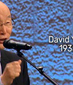 Falleció el Pastor David Yonggi Cho fundador de la congregación evangélica más grande del planeta