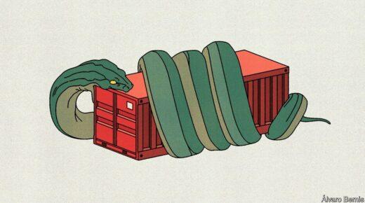 """La Portada de """"The Economist"""", la """"Crisis de los Contenedores"""" y el Nuevo Orden Mundial"""